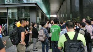 WordCamp Tokyo 2016 当日の朝